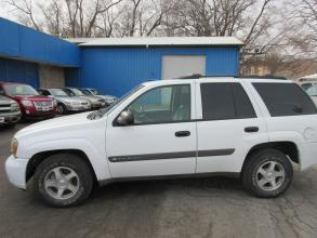 2003 Chevrolet TrailBlazer Omaha NE 976 - Photo #1
