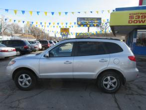 2008 Hyundai Santa Fe Omaha NE 1003 - Photo #1