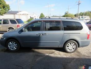 2006 Kia Sedona Omaha NE 860 - Photo #1
